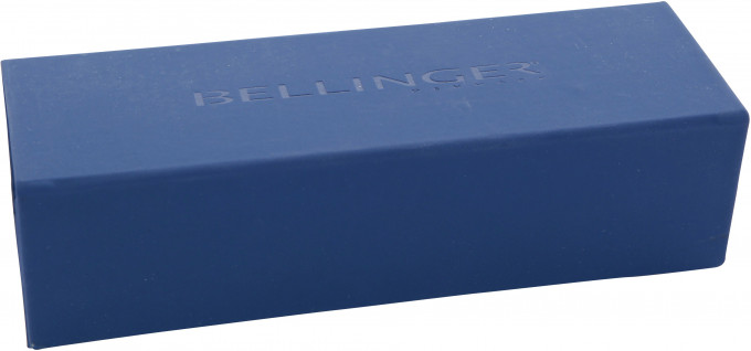 Bellinger glasses case in Blue