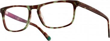 Superdry SDO-BRADLEY Glasses in Green Camouflage