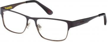 Superdry SDO-ELLIS Glasses in Matte Purple/Blue Crystal