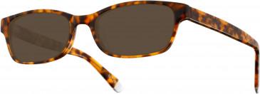 Superdry SDO-EVA Sunglasses in Gloss Amber Camo/Grey Crystal