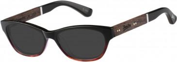 Superdry SDO-HANA Sunglasses in Tortoiseshell/Purple