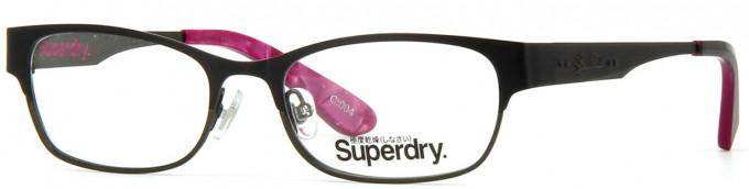 Superdry ONWA in Black/Pink