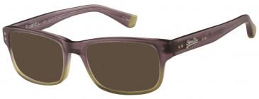 Superdry BLAKE sunglasses in Purple
