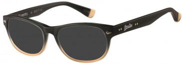 Superdry OSAKA sunglasses in Orange