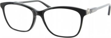 Nina Ricci VNR047 glasses in Black