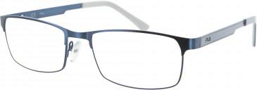 Fila VF9738 glasses in Blue