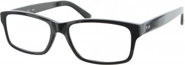 Fila VF8988 glasses in Black