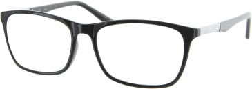 Fila VF9031 glasses in Black
