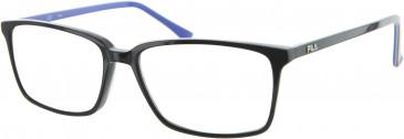 Fila VF9041 glasses in Black