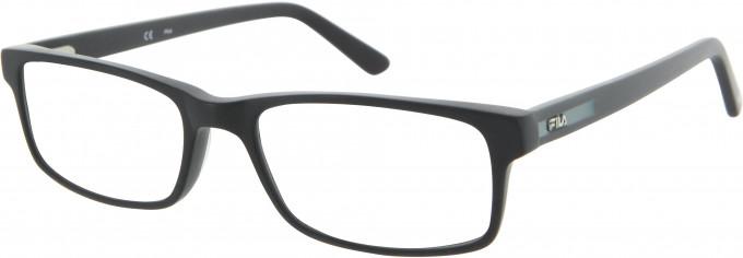 Fila VF9090 glasses in Matt Black