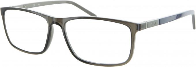 Fila VF9101 glasses in Smoke
