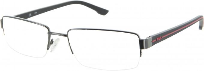 Fila VF9686 glasses in Gunmetal