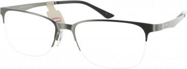 Levi's LS104 glasses in Gunmetal