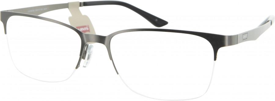 4004ee920f Levi s LS104 glasses in Gunmetal