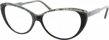Oliver Goldsmith OLI009 glasses in Black Sparkle