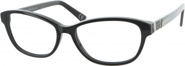 Carvela CAR009 glasses in Black