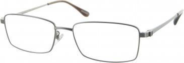 Dunhill London VDH037 glasses in Gunmetal