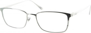 Dunhill London VDH040 glasses in Silver