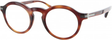 Dunhill London VDH023 glasses in Havana