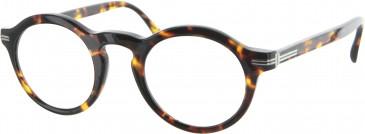 Dunhill London VDH023 glasses in Tortoiseshell