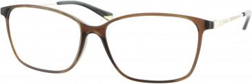 Nina Ricci VNR035 glasses in Brown