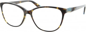 Furla VFU004 glasses in Tortoiseshell