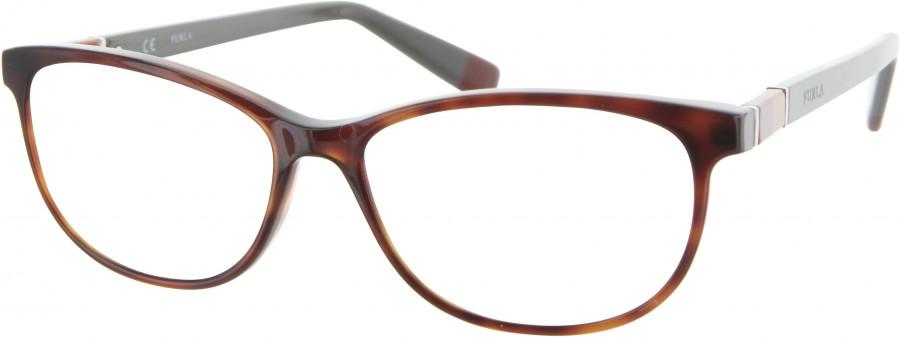 e0b95af839 Furla VU4946 glasses in Brown
