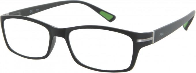 Fila VF8902 glasses in Matt Black