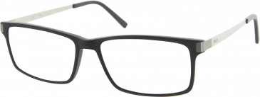 Fila VF9088 glasses in Black