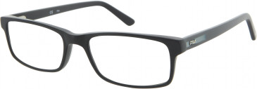 Fila VF9090 glasses in Matt Black