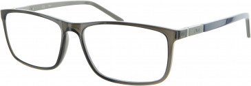 Fila VF9101 glasses in Smoke