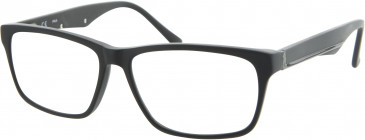 Fila VF9016 glasses in Matt Black