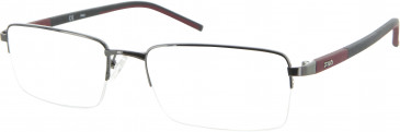 Fila VF9580 glasses in Gunmetal