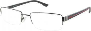 Fila VF9686 glasses in Gunmetal