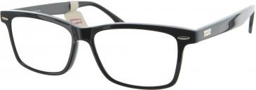 Levi's LS122 glasses in Black