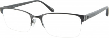 Dunhill London VDH021V glasses in Gunmetal