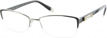 Furla VU4306S glasses in Black/Silver