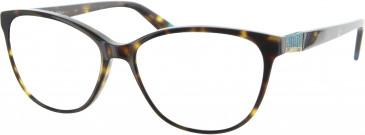 Furla VFU004 glasses in Tortoiseshell
