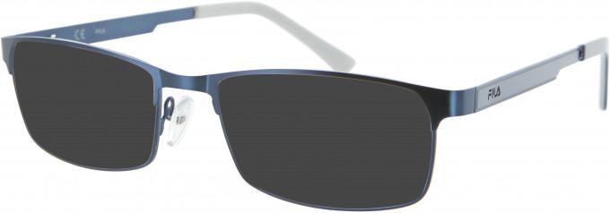 Fila VF9738 sunglasses in Blue