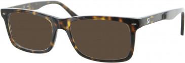 Fila VF8997 sunglasses in Tortoiseshell