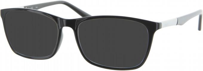 Fila VF9031 sunglasses in Black
