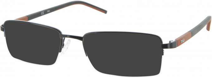 Fila VF9580 sunglasses in Black