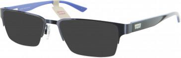 Levi's LS106 sunglasses in Blue