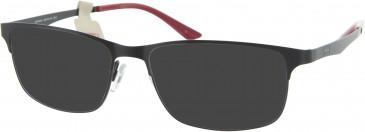 Levi's LS103 sunglasses in Black