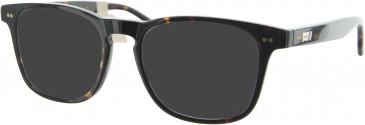 Levi's LS123 sunglasses in Tortoiseshell