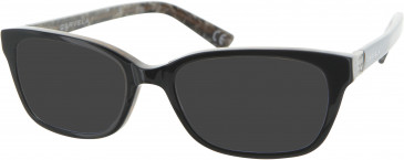 Carvela CAR008 sunglasses in Black