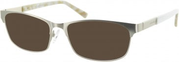 Carvela CAR010 sunglasses in Gold
