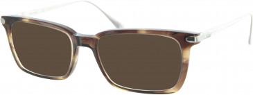 Dunhill London VDH041 sunglasses in Tortoiseshell