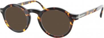Dunhill London VDH023 sunglasses in Tortoiseshell