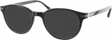 Dunhill London VDH024 sunglasses in Navy